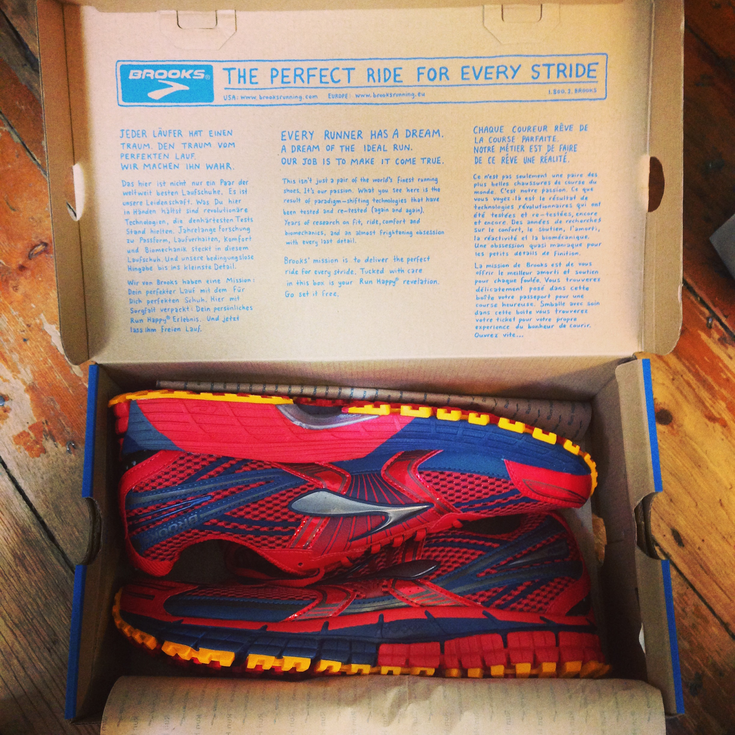 brooks asr 11